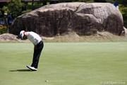 2011年 日本ゴルフツアー選手権 Citibank Cup Shishido Hills 3日目 H.T.キム