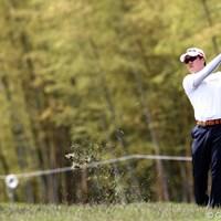 12番OBでリズムが狂った? 2011年 日本ゴルフツアー選手権 Citibank Cup Shishido Hills 3日目 H.T.キム