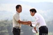 2011年 日本ゴルフツアー選手権 Citibank Cup Shishido Hills 3日目 S.K.ホ