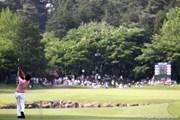 2011年 日本ゴルフツアー選手権 Citibank Cup Shishido Hills 3日目 山下和宏