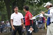 2011年 日本ゴルフツアー選手権 Citibank Cup Shishido Hills 最終日 J.B.パク