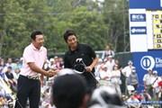 2011年 日本ゴルフツアー選手権 Citibank Cup Shishido Hills 最終日 丸山大輔&山下和宏