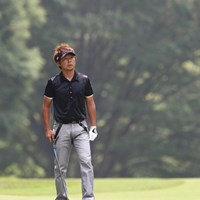 この人も頑張った一人、6位タイでホールアウト。 2011年 日本ゴルフツアー選手権 Citibank Cup Shishido Hills 最終日 小泉洋人