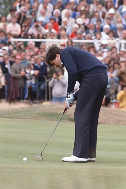 1979年 全英オープン セベ・バレステロス