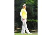 2011年 サントリーレディスオープンゴルフトーナメント 初日 前田久仁子