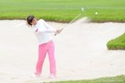 2011年 サントリーレディスオープンゴルフトーナメント 初日 米山みどり