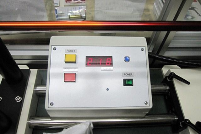 マーク試打 コンポジットテクノ ファイアーエクスプレス LIGHT45 NO.4 F1の振動数は218cpmと、アフターマーケットのシャフトの中では非常に軟らかい