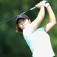 2位に2打差の単独首位に立ったミンディ・キム(Christian Petersen/Getty Images) 2011年 LPGAステートファームクラシック 初日 ミンディ・キム
