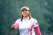 2011年 サントリーレディスオープンゴルフトーナメント 2日目 前田久仁子