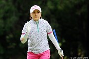 2011年 サントリーレディスオープンゴルフトーナメント 3日目  茂木宏美