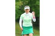 2011年 サントリーレディスオープンゴルフトーナメント 3日目 有村智恵