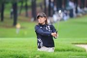 2011年 サントリーレディスオープンゴルフトーナメント 3日目 福嶋晃子