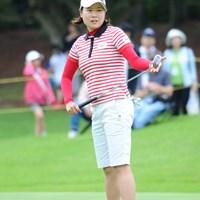 ペーちゃんは、ひっさし振りの出場とちゃう?そんで、ひっさし振りの上位やん!韓流ブームに乗り遅れたらあかんよ!10位T 2011年 サントリーレディスオープンゴルフトーナメント 3日目 ペ・ジェヒ