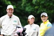 2011年 サントリーレディスオープンゴルフトーナメント 3日目 横峯さくら