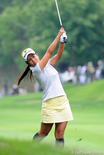 2011年 サントリーレディスオープンゴルフトーナメント 最終日 宮里藍 1週間後の海外メジャー戦に向けて良い流れを築く4日間となった宮里藍