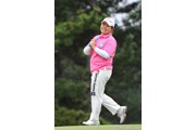 2011年 サントリーレディスオープンゴルフトーナメント 最終日 アン・ソンジュ