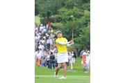 2011年 サントリーレディスオープンゴルフトーナメント 最終日 ジャン・ウンビ