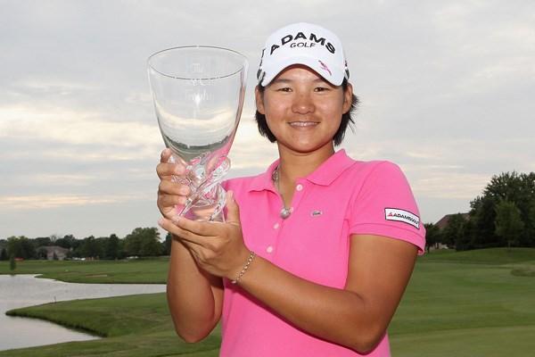 世界ランク首位のY.ツェンが今季2勝目!宮里美香は23位タイ