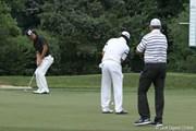 2011年 全米オープン 練習日 石川遼