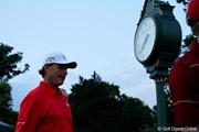 2011年 全米オープン 2日目 アーニー・エルス
