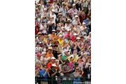 2011年 全米オープン 最終日 ギャラリースタンド