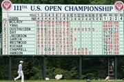 2011年 全米オープン 最終日 ロリー・マキロイ