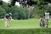2011年 全米オープン 最終日 リー・ウェストウッド