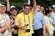 2011年 全米オープン 最終日 ファン