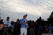 2011年 全米オープン 最終日 表彰式