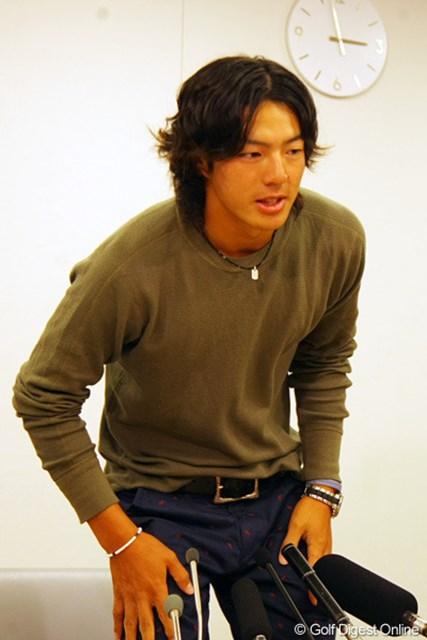 「全米OP」でマキロイのプレーを目の当たりにした石川遼は、次なる戦い見据えた