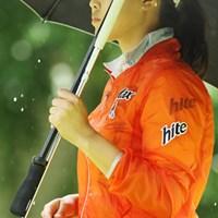 雨も滴るイイ女、です 2011年 ウェグマンズLPGAチャンピオンシップ 2日目 ソ・ヒキョン