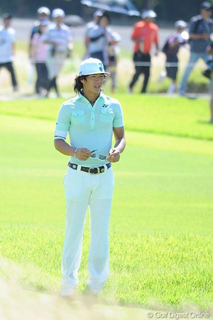 2011年 ~全英への道~ミズノオープン 3日目 石川遼 宿敵キョンテの前でも3日目のようなゴルフが見せられるか!?