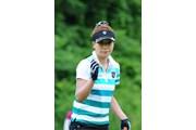 2011年 日医工女子オープンゴルフトーナメント 初日 辻村明須香