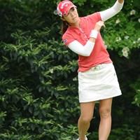 去年は勢いあったのになァ・・・。今年は元気ないなァ・・・と、オジサンは心配してみるのであった。53位T 2011年 日医工女子オープンゴルフトーナメント 初日 甲田良美