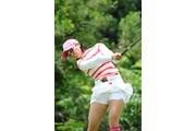 2011年 日医工女子オープンゴルフトーナメント 2日目 上原彩子