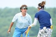 2011年 日医工女子オープンゴルフトーナメント 2日目 表純子