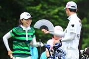 2011年 日医工女子オープンゴルフトーナメント 2日目 服部真夕