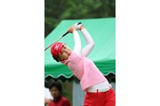 2011年 日医工女子オープンゴルフトーナメント 2日目 上原美希