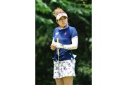 2011年 日医工女子オープンゴルフトーナメント 2日目 中村香織
