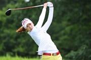 2011年 日医工女子オープンゴルフトーナメント 2日目 小松亜有