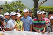 2011年 韓日プロゴルフ対抗戦 ミリオンヤードカップ 2日目 ベ・サンムン