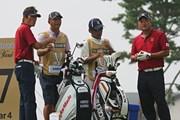 2011年 韓日プロゴルフ対抗戦 ミリオンヤードカップ 2日目 小田孔明、河井博大