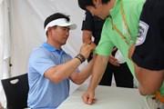 2011年 韓日プロゴルフ対抗戦 ミリオンヤードカップ 2日目 Y.E.ヤン