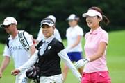 2011年 日医工女子オープンゴルフトーナメント 最終日 大山志保