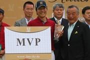 2011年 韓日プロゴルフ対抗戦 ミリオンヤードカップ 最終日 キム・キョンテ