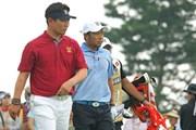 2011年 韓日プロゴルフ対抗戦 ミリオンヤードカップ 最終日 片山晋呉