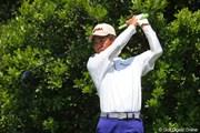 2011年 トータルエネルギーCUP PGAフィランスロピーシニアトーナメント 初日 佐藤剛平