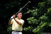 2011年 トータルエネルギーCUP PGAフィランスロピーシニアトーナメント 初日 羽川豊