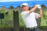 2011年 トータルエネルギーCUP PGAフィランスロピーシニアトーナメント 2日目 友利勝良