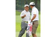 2011年 トータルエネルギーCUP PGAフィランスロピーシニアトーナメント 2日目 倉本昌弘